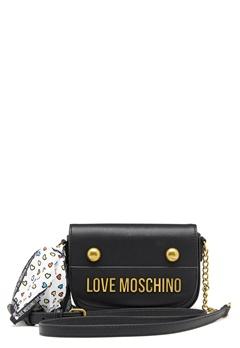 Love Moschino Small Bag 000 Black Bubbleroom.no