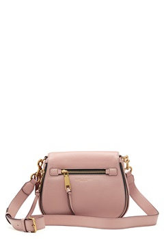 Marc Jacobs Small Nomad Crossbody Bag Rose Bubbleroom.no