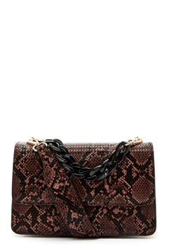 Becksöndergaard Snake Maya Bag 149 Brownish Bubbleroom.no