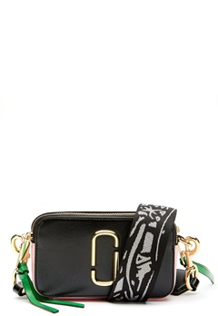 Marc Jacobs Snapshot Marc Jacobs Black/Baby Pink Bubbleroom.no