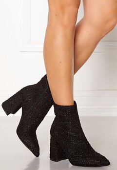 SOFIE SCHNOOR Boot Boucle Black Bubbleroom.no