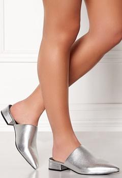 SOFIE SCHNOOR Shoe Flat Silver Bubbleroom.no