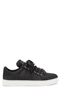 SOFIE SCHNOOR Shoe Sneak Satin Black Bubbleroom.no