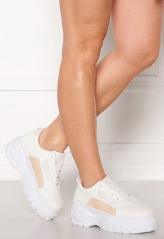 SoWhat 385 Sneakers White/Nude Bubbleroom.no