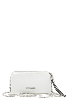 Steve Madden Btinsley Shoulderbag White Bubbleroom.no