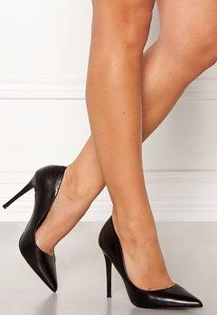 Steve Madden Daisie Pumps Black Leathe Bubbleroom.no