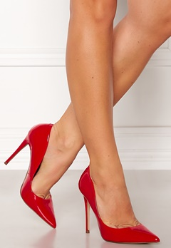 Steve Madden Daisie Pumps Red Bubbleroom.no