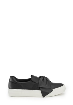 Steve Madden Empire Slip-on Shoes Black Bubbleroom.no
