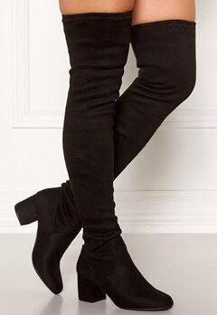 Steve Madden Isaac Boot Black Bubbleroom.no