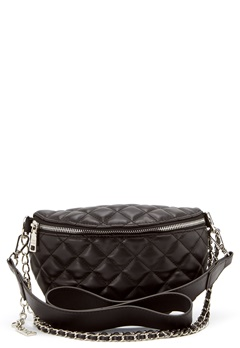Steve Madden Mandie Bag Black Quilted Bubbleroom.no