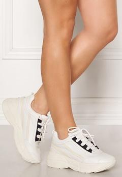 Steve Madden Mature Sneaker 2 White Bubbleroom.no