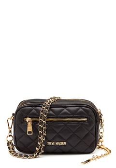 Steve Madden Mood Bag Black/Gold Bubbleroom.no