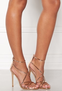 Steve Madden Satire Sandal Rose Gold Bubbleroom.no