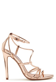 Steve Madden Smith Sandal Rose Gold Bubbleroom.no