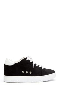Steve Madden Steal Sneaker Black Bubbleroom.no