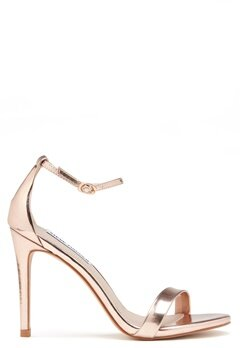 Steve Madden Stecy Sandal Rose Gold Bubbleroom.no
