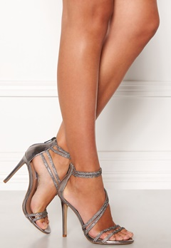 Steve Madden Sweetest Pump Pewter Bubbleroom.no