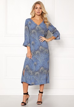 Stylein Siboney Print Blue Bubbleroom.no