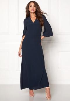 Stylein Siho Dress Dark Navy Bubbleroom.no