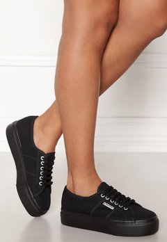 Superga Acotw Linea Sneakers Black Bubbleroom.no