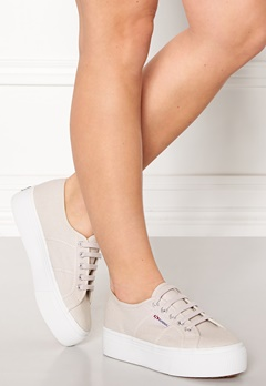 Superga Acotw Linea Sneakers Grey Seashell G04 Bubbleroom.no