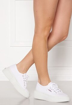 Superga Cotu High Sneakers 901 White Bubbleroom.no
