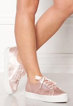 Superga Satin Sneakers Rose 914 Bubbleroom.no