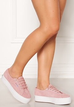Superga SUEW Sneakers Pink Pale Bubbleroom.no
