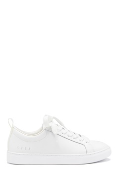 Svea Billie Leather Sneaker White Bubbleroom.no