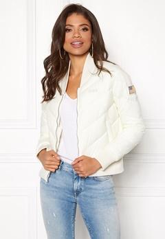 Svea Dawn Jacket Antique White 023 Bubbleroom.no