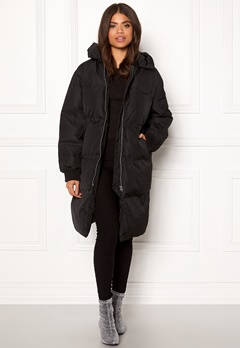 Svea Patsy Jacket 900 Black Bubbleroom.no
