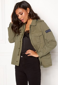 Svea Valentina Jacket Army Bubbleroom.no