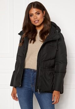 Svea W. Waspy Jacket 900 Black Bubbleroom.no