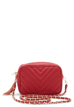 Gessy Tassel Chain Bag Red Bubbleroom.no