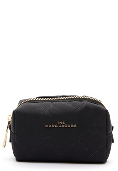 The Marc Jacobs Small Cosmetic 001 Black bubbleroom.no