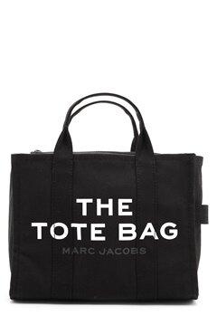 The Marc Jacobs Small Traveler Tote 001 Black Bubbleroom.no
