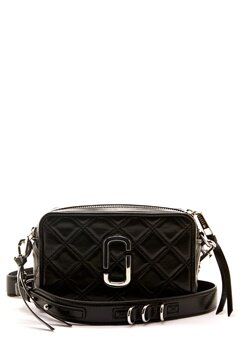 The Marc Jacobs The Quilted Softshot 21 001 Black Bubbleroom.no