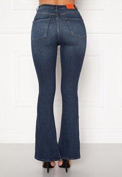 the Odenim O-Liv Jeans 09 DK Midblue Bubbleroom.no