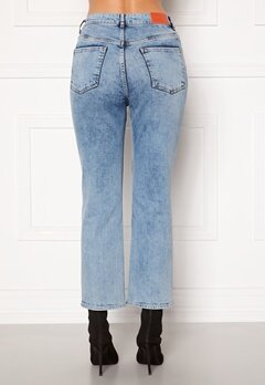 the Odenim O-Mod Jeans Random Blue Bubbleroom.no