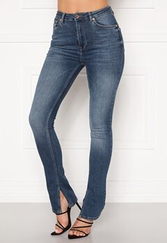 the Odenim O-More Jeans 02 Midblue Bubbleroom.no