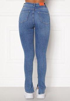 the Odenim O-More Jeans 11 Lt Midblue Bubbleroom.no