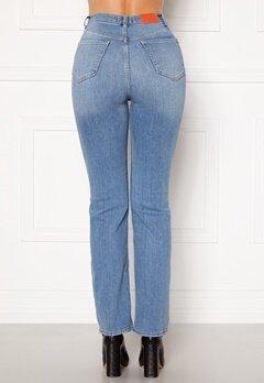the Odenim O-Ninetys Jeans LT Blue bubbleroom.no