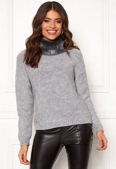 TIFFOSI Coolia Sweater 030 Grey Bubbleroom.no