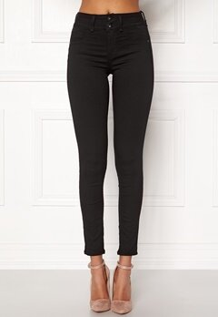TIFFOSI One-Size Double Up Jeans Black Bubbleroom.no