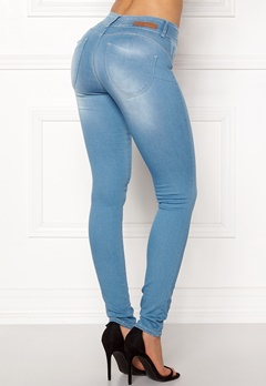 TIFFOSI One-Size Double Up Jeans Denim Bubbleroom.no