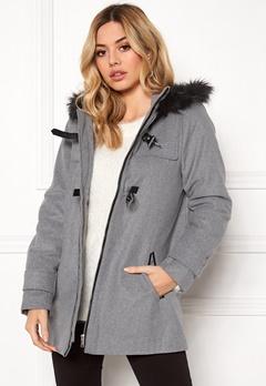 TIFFOSI Patten Long Jacket 003 Grey Bubbleroom.no