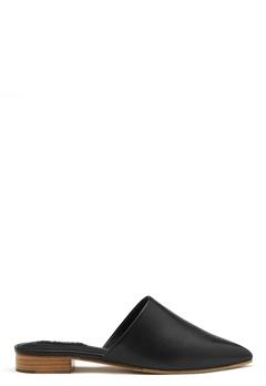 TIGER OF SWEDEN Beccles Shoes 050 Black Bubbleroom.no