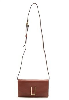 TIGER OF SWEDEN Constanti Bag 10M Light Brown Bubbleroom.no