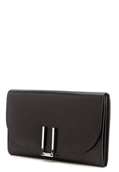 TIGER OF SWEDEN Ervin Small Leather Bag 050 Black Bubbleroom.no