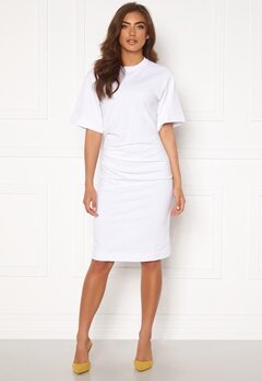 TIGER OF SWEDEN Izly Dress 090 Pure white Bubbleroom.no